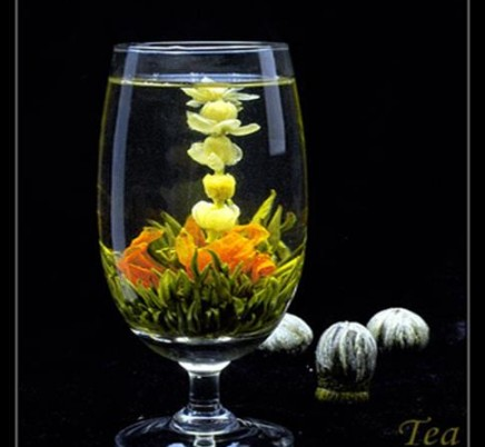 Chinese Blooming Tea Supplier