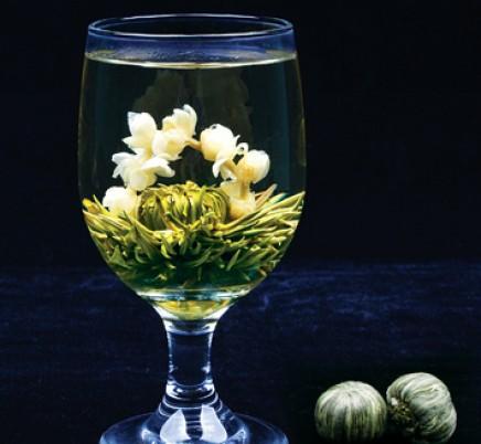 Flowering Tea Xian Tao Xian Rui