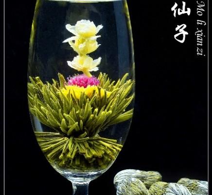 Blooming Tea Mo Li Xian Zi