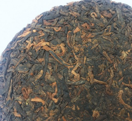 Old Tree Ripe Pu-erh Tea