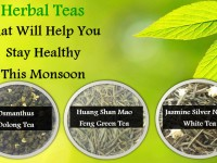 Herbal Teas That Will Help You Stay Healthy This Monsoon