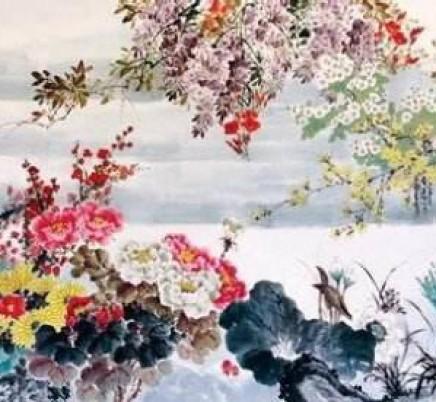 Blooming Tea Wan Zi Qian Hong