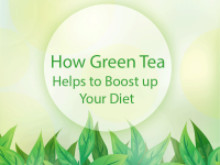 How Green Tea Helps to Boost up Your Diet