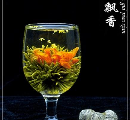 Blooming Tea Dan Gui Piao Xiang