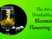 The Art of Drinkables for Blooming Teas