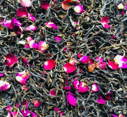 Vanilla Rose Black Tea