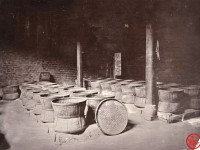 The Chinese Tea Roasting Hundred Years Ago