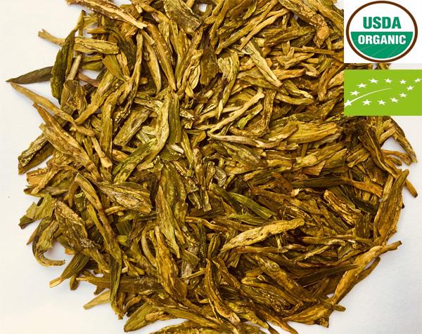 Organic Long Jing No.1