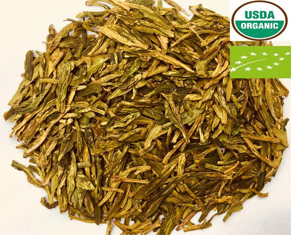 Organic Long Jing No.2