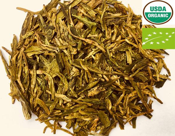 Organic Long Jing No.3