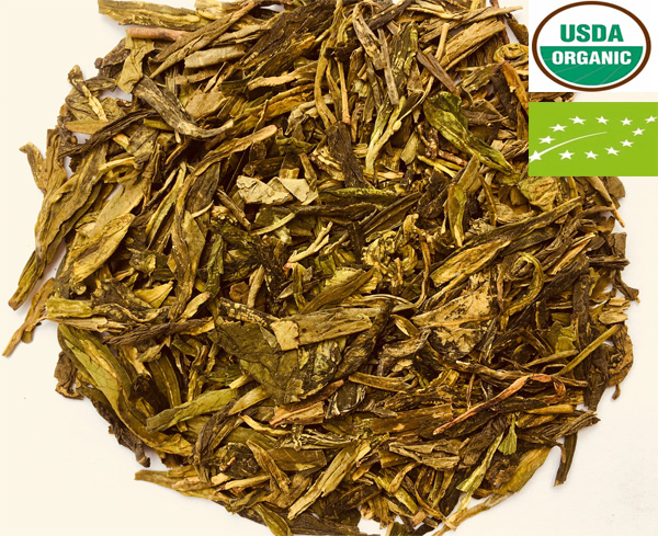 Organic Long Jing No.4