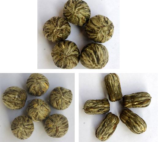Blooming Tea Processing 8