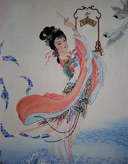 Ling Bo Xian Zi