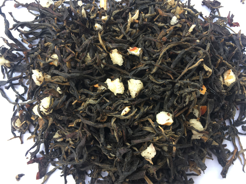 Yingde Lychee Black Tea