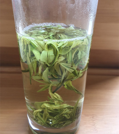 High Mountain Anji Bai Cha