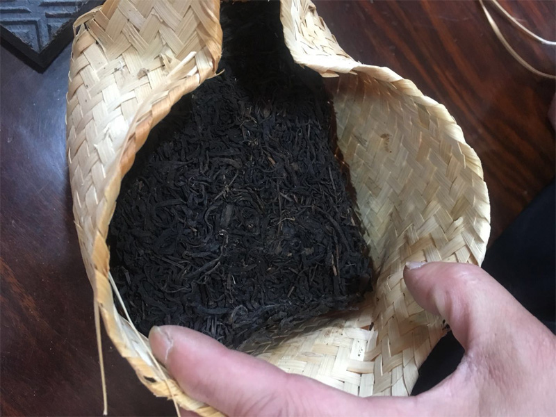 Anhua Dark Tea