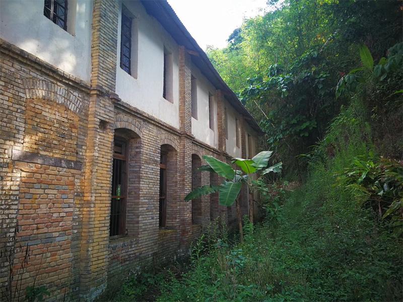 Meng Hai Tea Factory