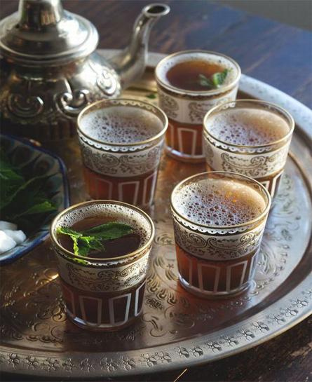 Chummee Green Tea