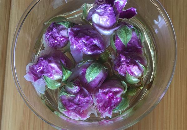 Rose damas