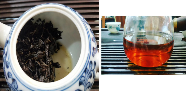 Tian Jian Dark Tea