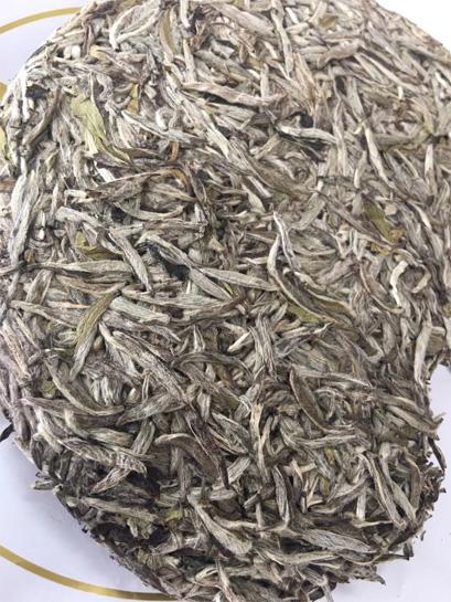 Silver Needle Tea Cake 1