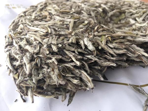Silver Needle Tea Cake 2