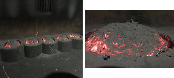 The Roasting of Chinese Tea 3