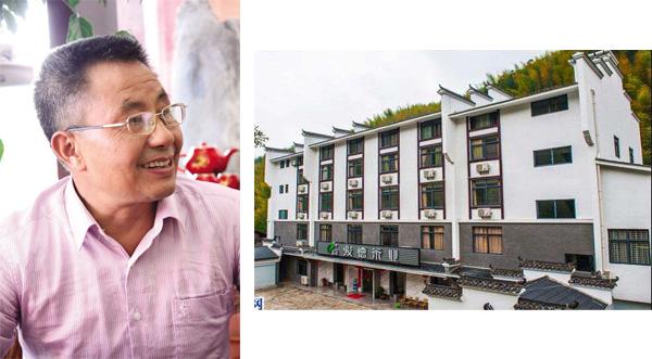LIANG Jun-de and his Jun De Tea Factory