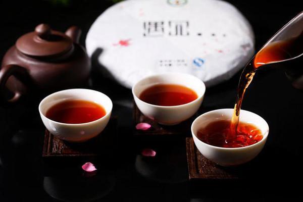 The health benefits of Pu-erh Tea