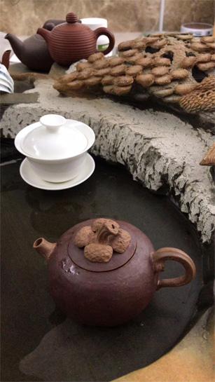 Zisha Tea Pot 1
