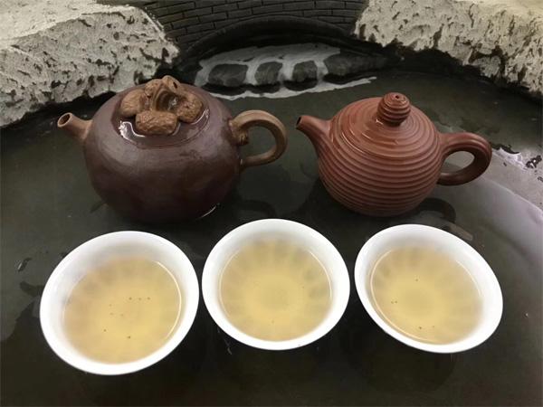 Zisha Tea Pot 2