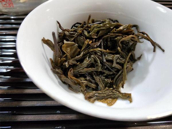 2017 Tian Jian Dark Tea 3