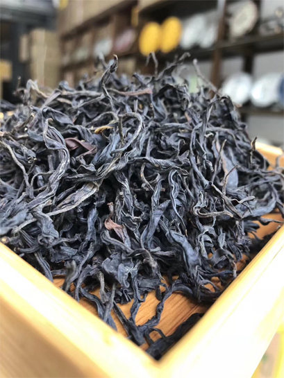 A Taste of 2018 Wild Tree Yunnan Black Tea 2