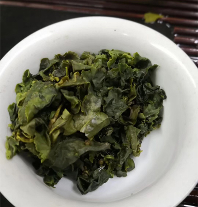 A Taste of Jin Xuan Oolong 5