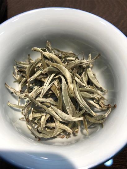 2019 crop Yunnan Silver Needle