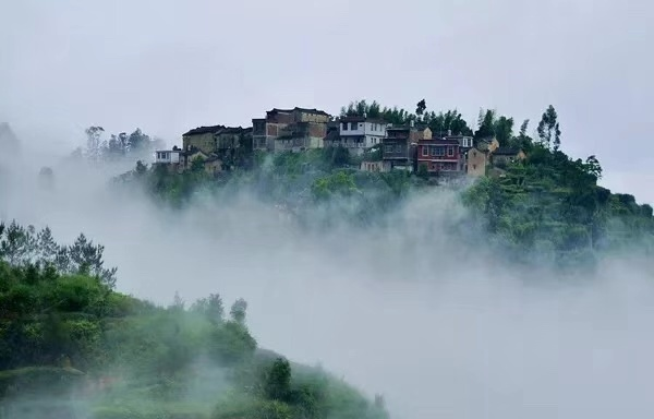One of the most beautiful tea villages in Anxi China