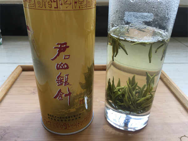 Jun Shan Yin Zhen Brewing