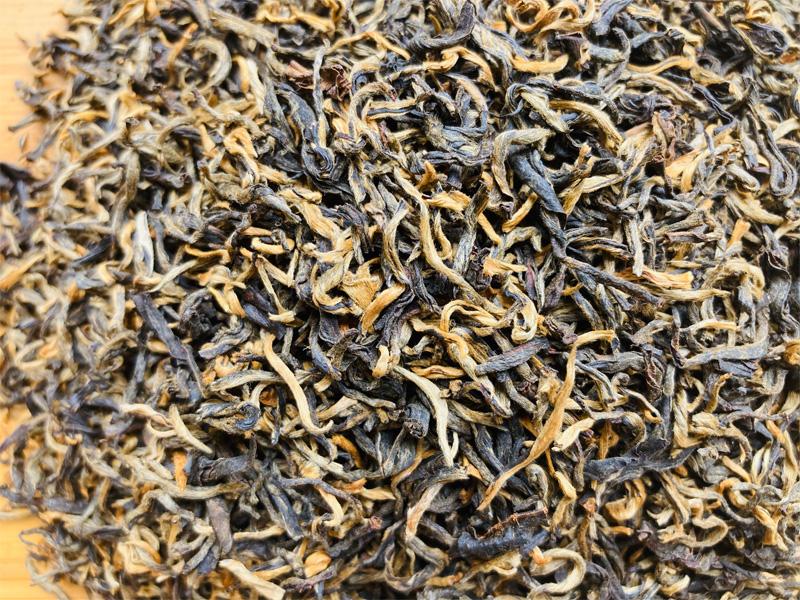 Organic Dian Hong Jin Hao GFOP